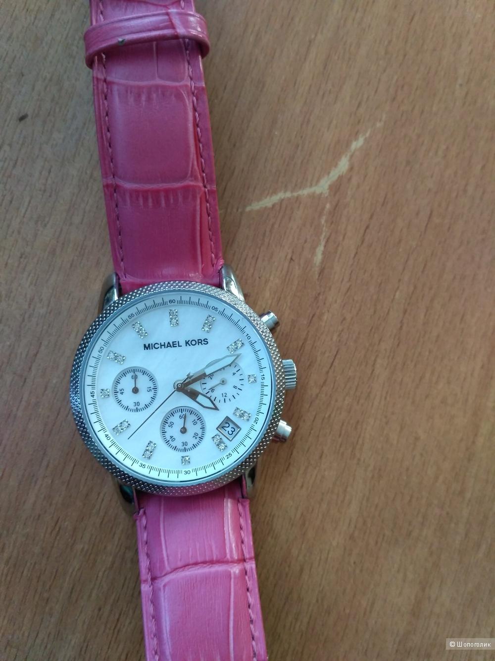 Женские наручные часы Michael Kors MK5049 с хронографом