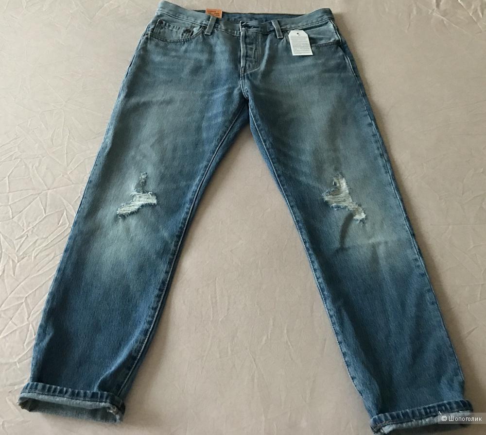 Новые джинсы Levi's 501СТ,28 размер