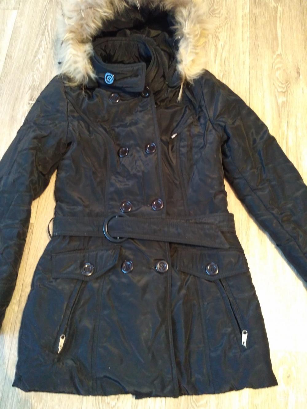 Зимняя куртка, без бренда, 44 размер.