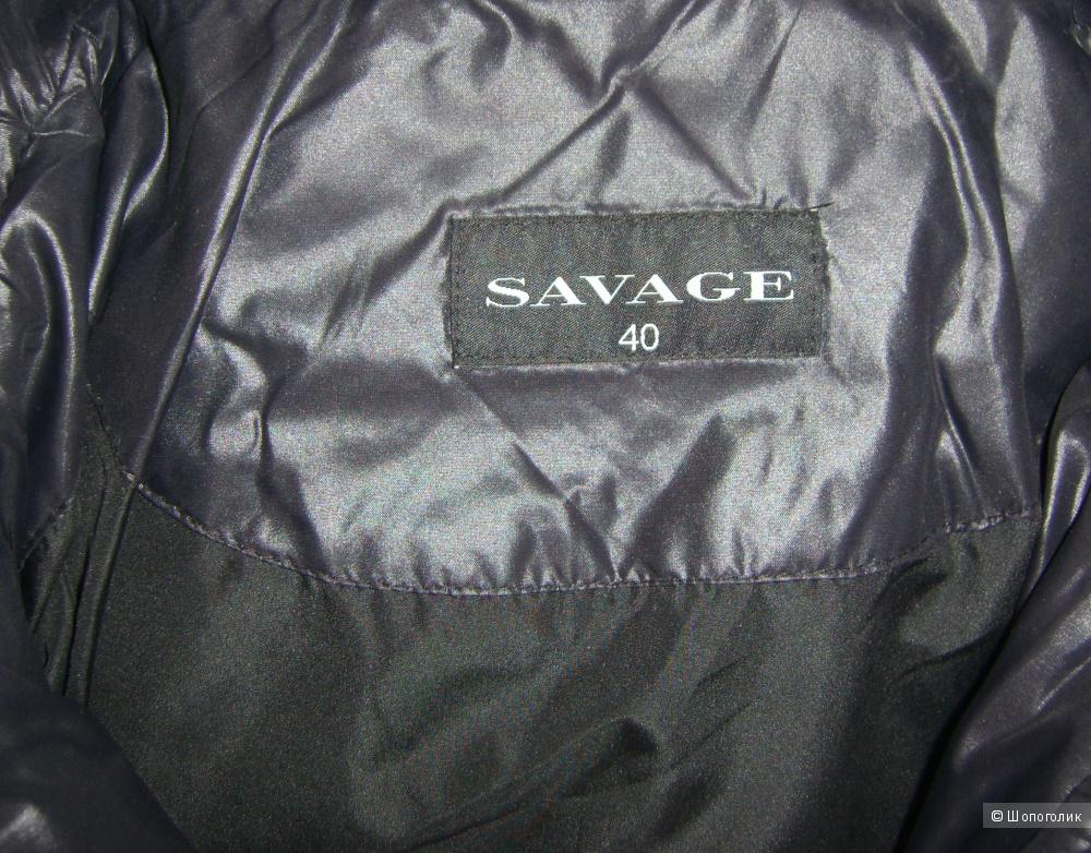 Пуховик Savage 40 размер