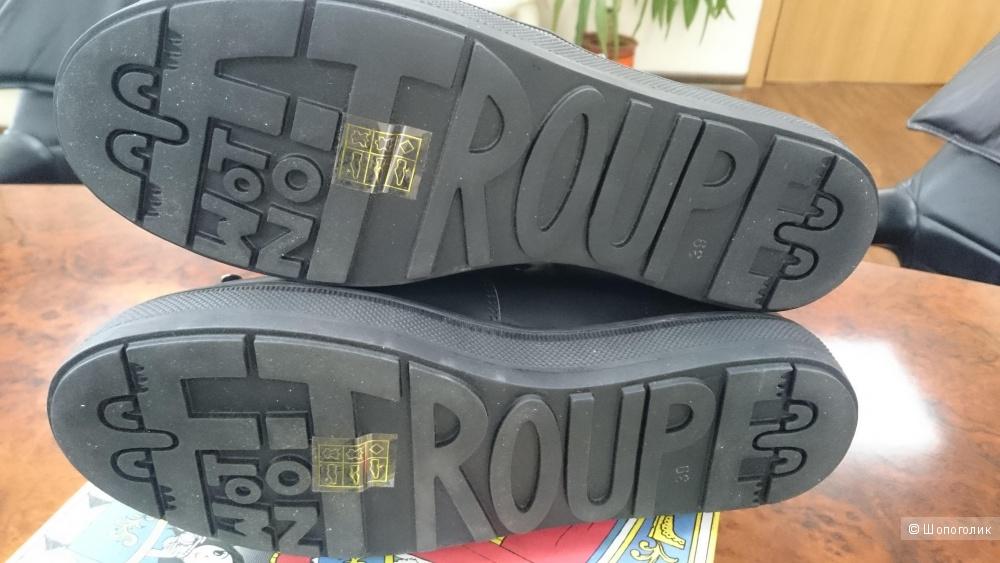 Демисезонные ботинки F-troupe , р.39