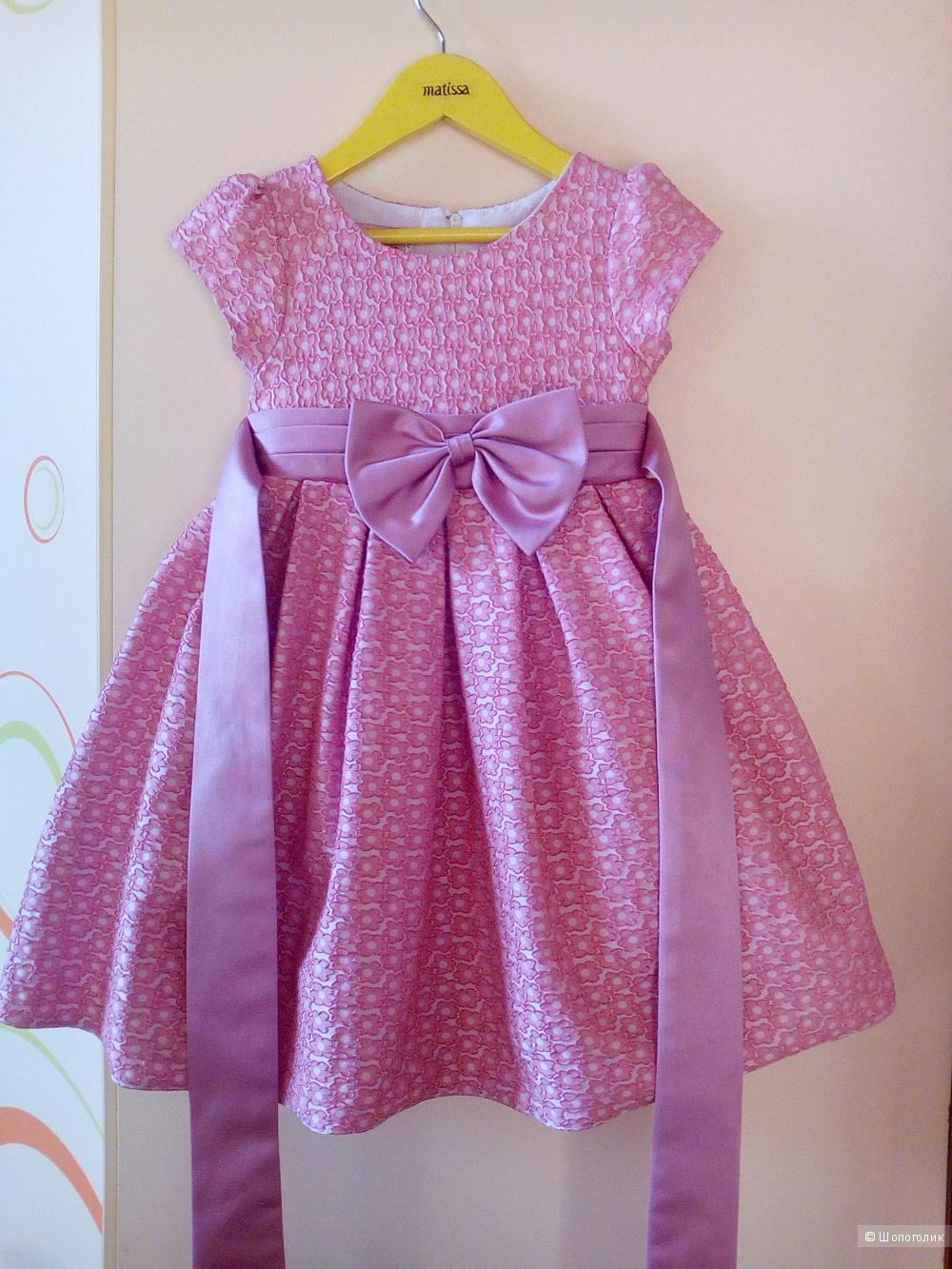Платье Baby Moses, на рост 98-110 см
