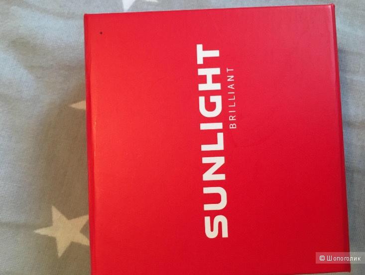 Комплект серьги и кольцо Sunlight