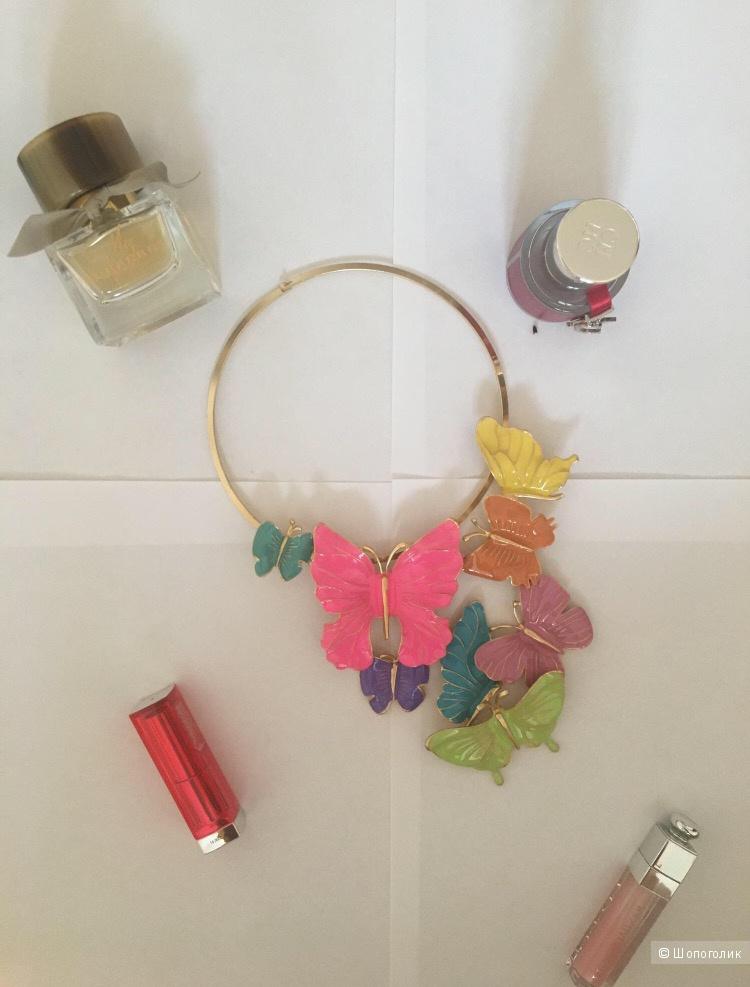 Колье бабочки Vekno