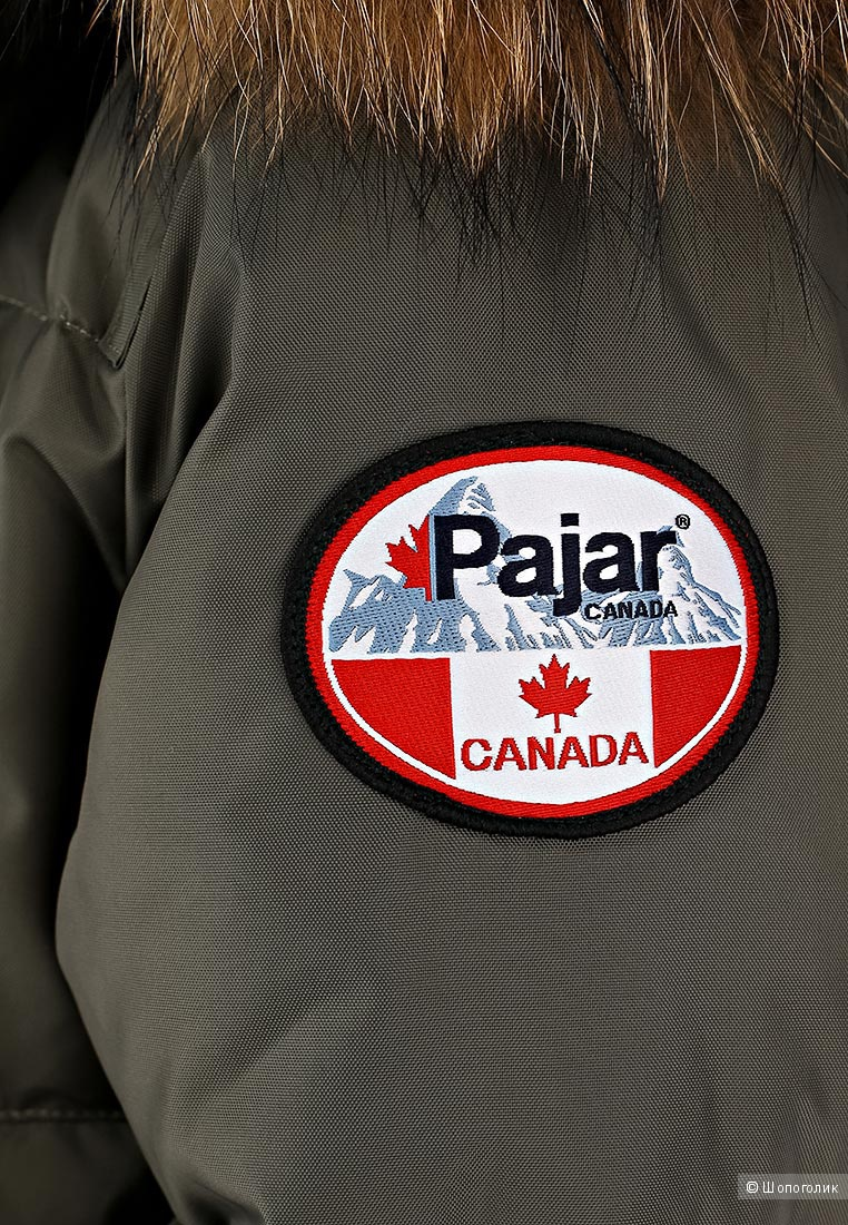 Пуховик, парка Pajar Canada Cougar S