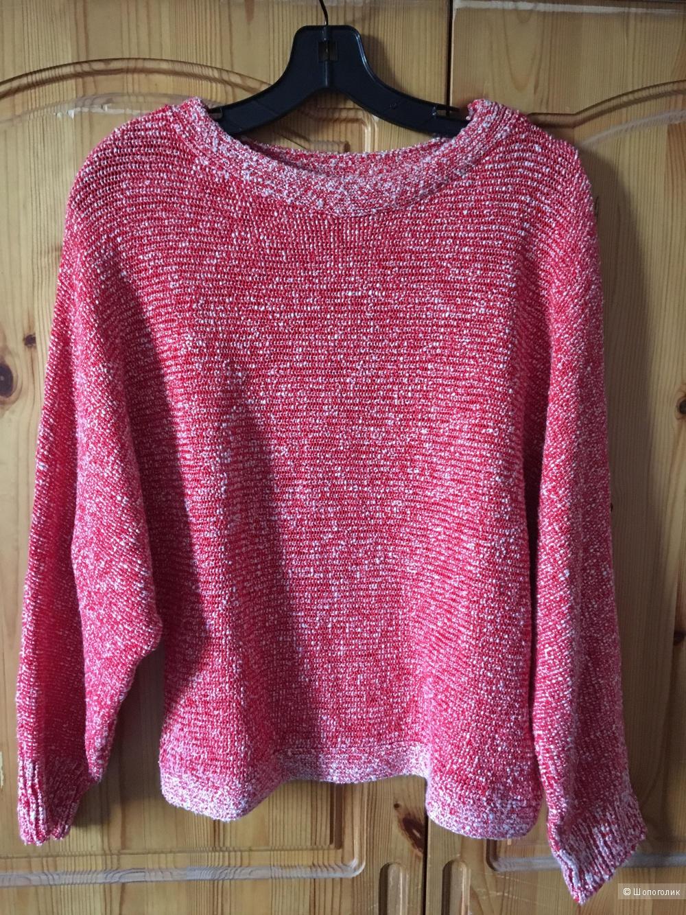 Красный свитер Paul & Joe Sister размер 3