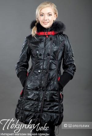 Демисезонное пальто FLO&CLO Италия, размер М