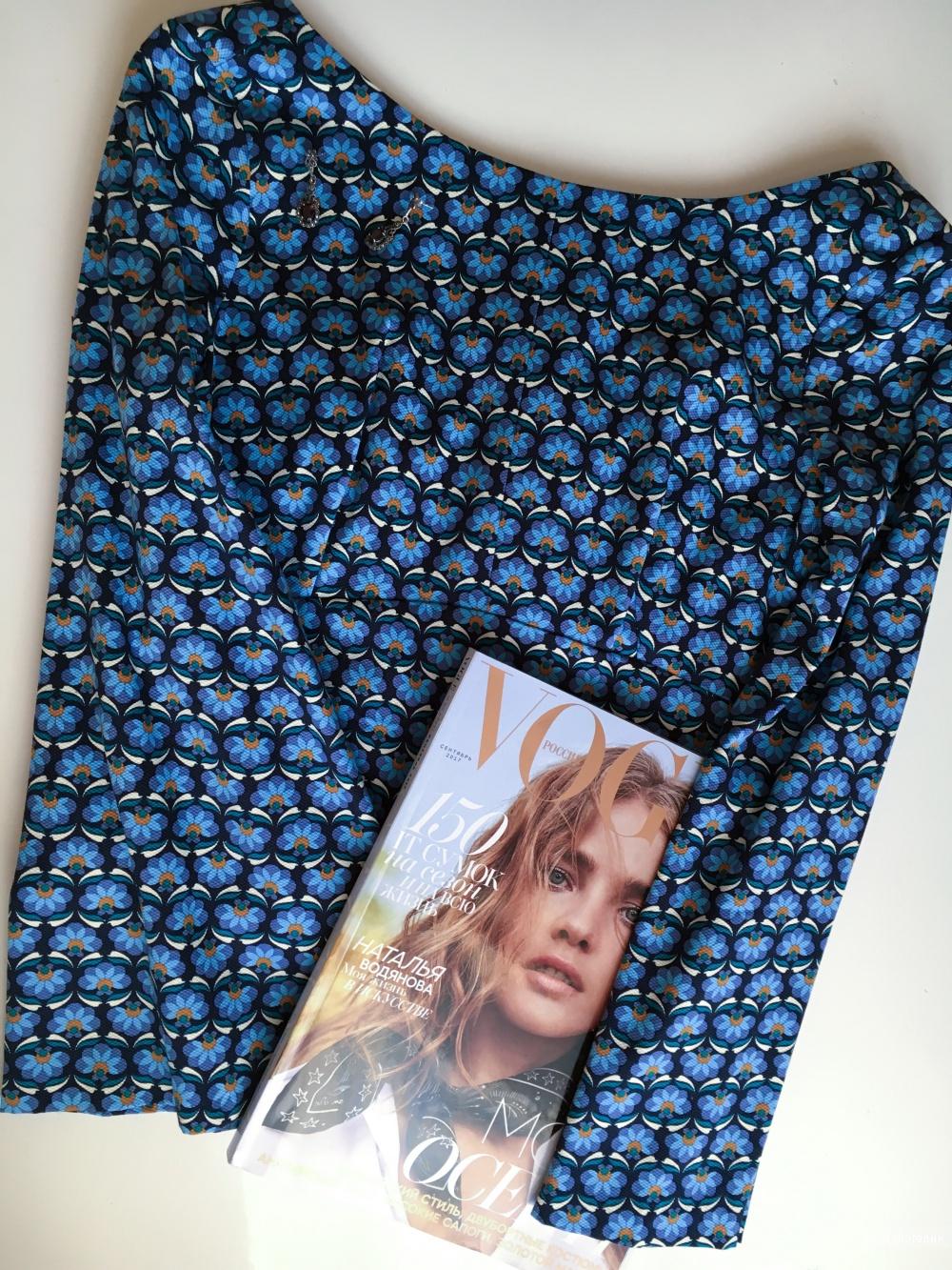 Платье в стиле 70-х, размер XS