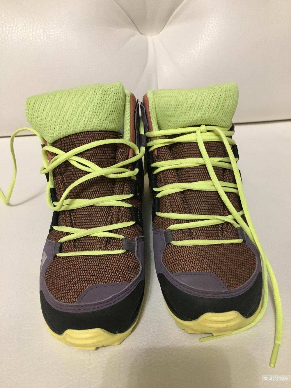 Кроссовки- демисезонные ботинки Adidas, 35 размер