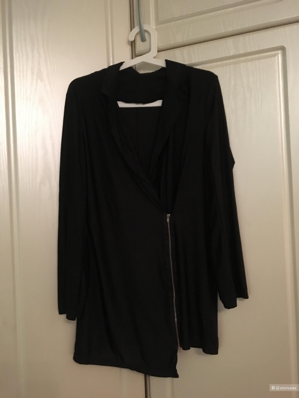 Новое чёрное платье размер S-M