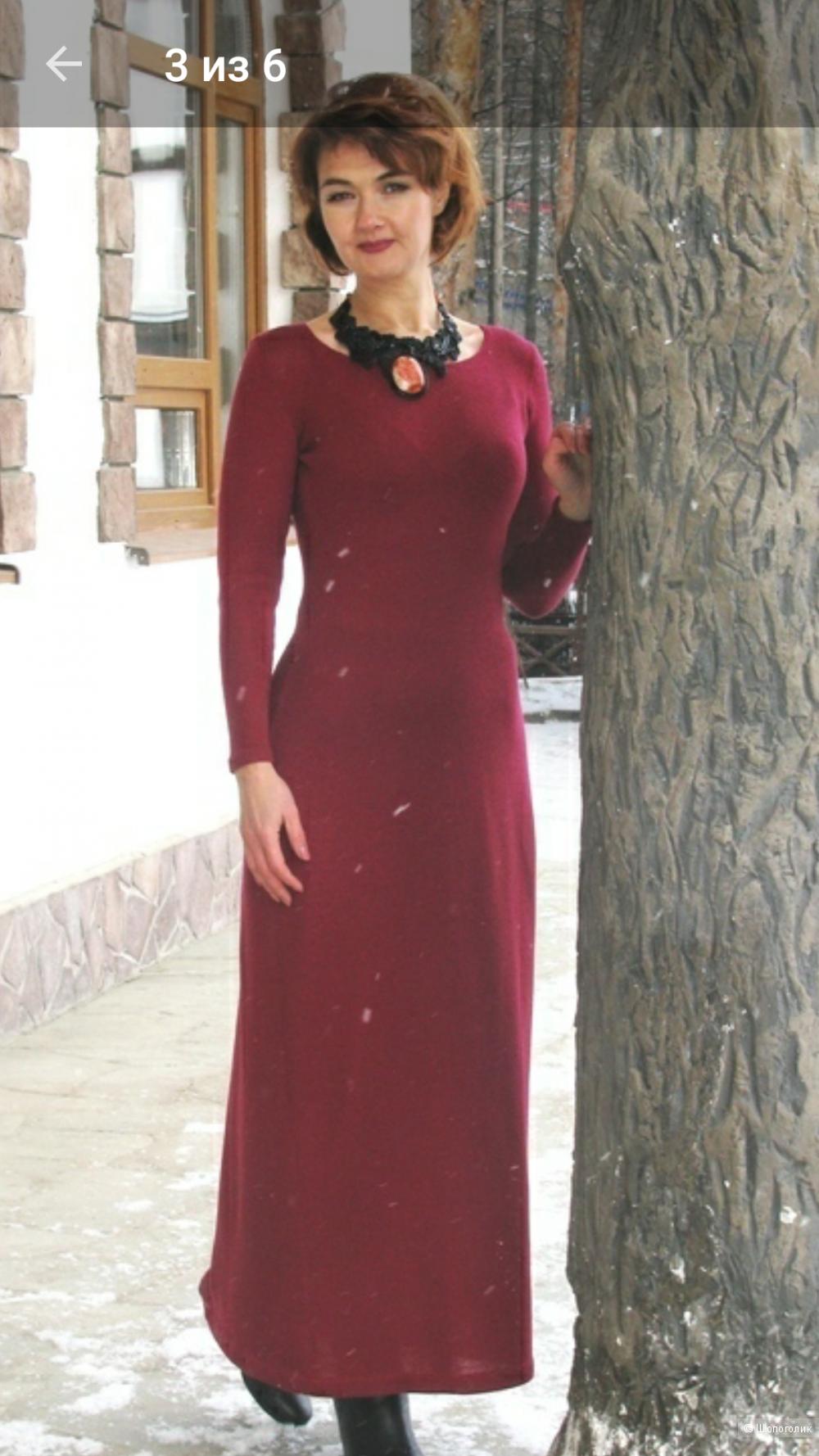 Платье вязаное lizziM, 44