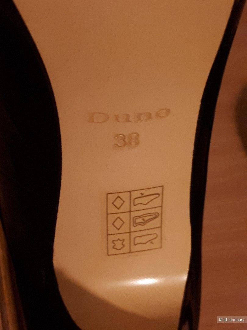 Туфли DUNE на российский размер 37 или  5 uk. Б/у 1 раз