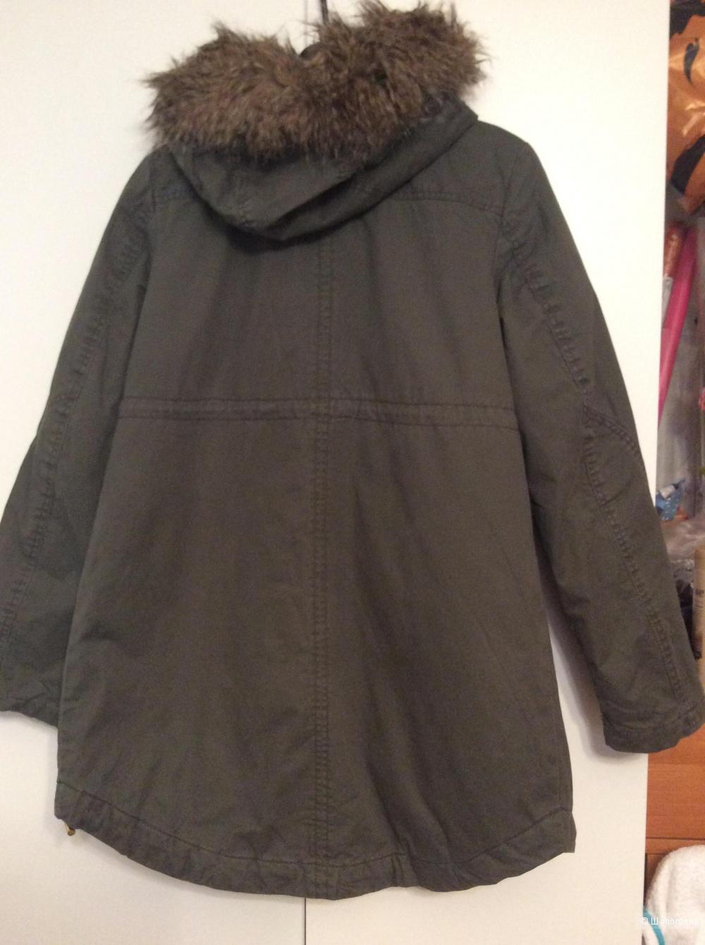 Куртка-парка HM для беременных размер S на 44 русский