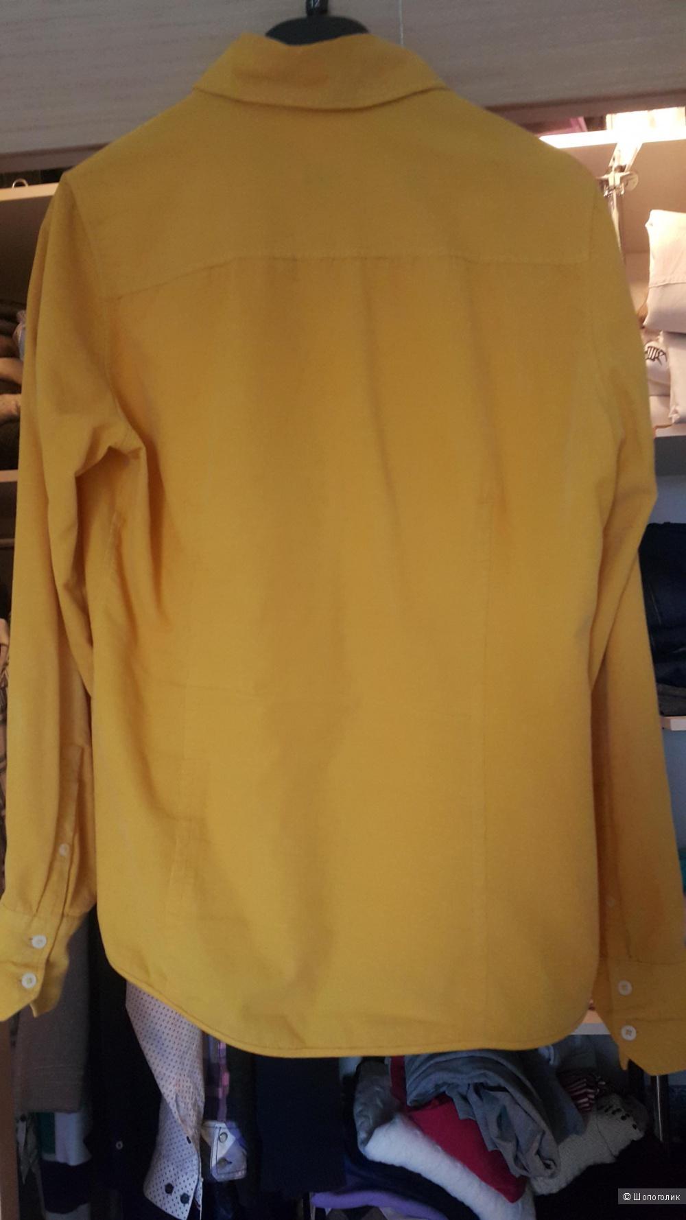 Рубашка lacoste 48 р.