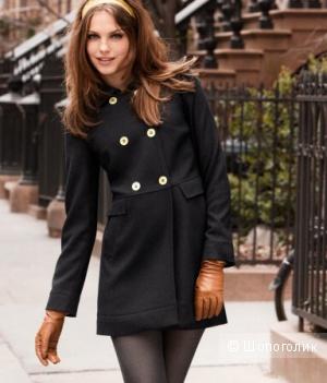 Шерстяное пальто H&M размер 36 (40,42,44 русский)
