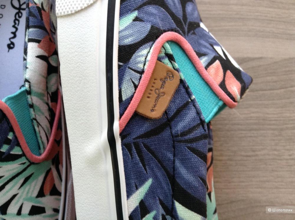 Слипоны Pepe Jeans, 40 размер