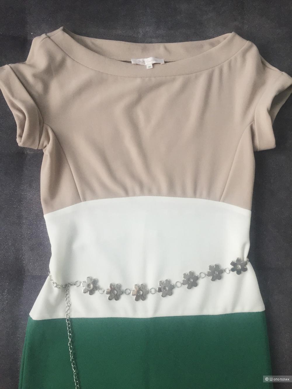 Итальянское платье Gil Santucci, 40-42 размер