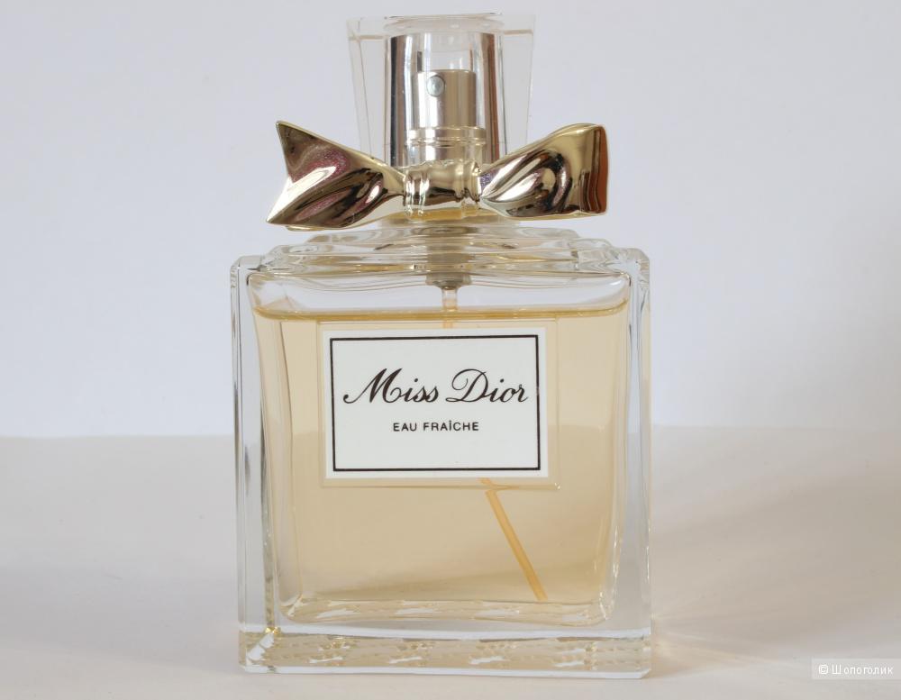 Miss Dior Eau Fraiche - Christian Dior, 100мл.