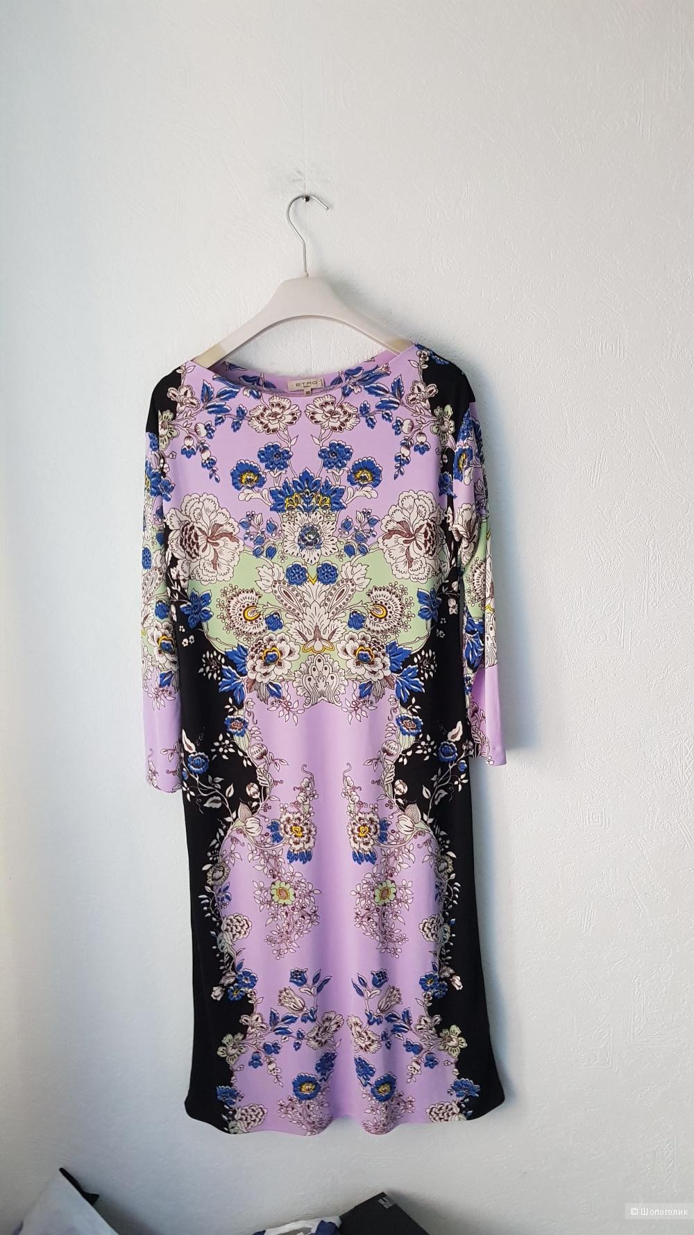 Платье etro (р-р 46-50)