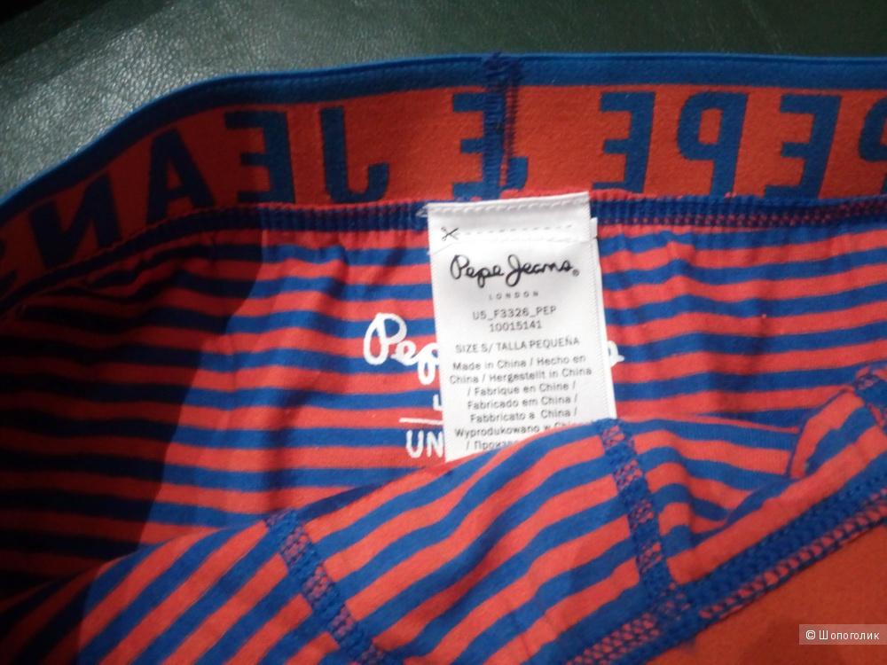 Трусы мужские боксёры Pepe Jeans 44 размер