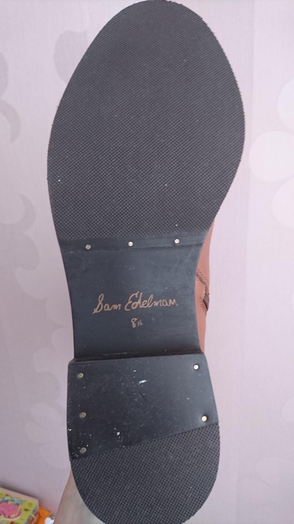 Новые  женские сапоги Sam Edelman размер 38,5-39