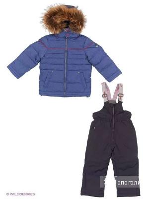 Детский зимний комплект Snowimage/ 92+6