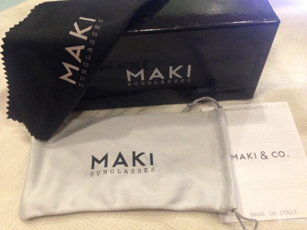Солнцезащитные очки MAKI