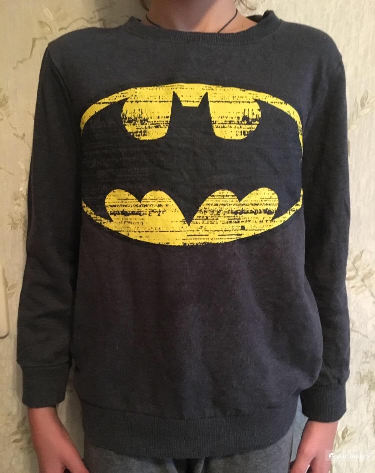 Толстовка Batman, размер 140-146 см