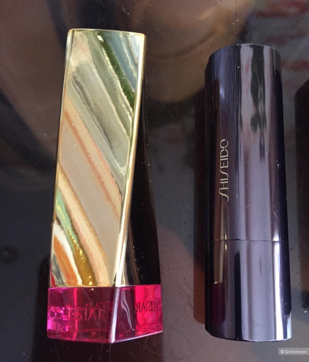 Сет из трёх помад Shiseido,Collistar