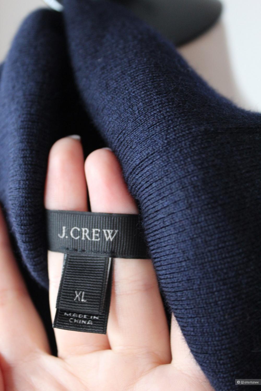 Джемпер из мериноса J Crew ( L, XL)