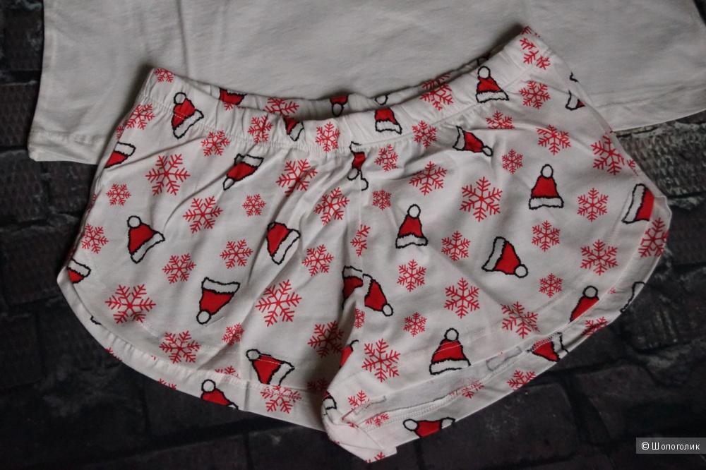 Новая рождественская пижама Asos - XS