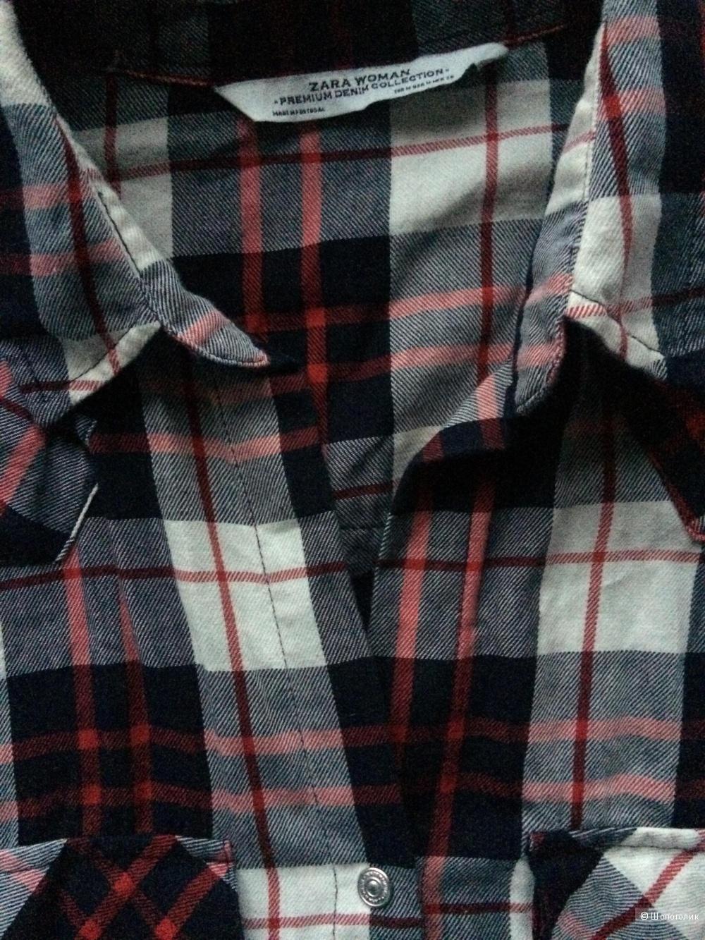 Рубашка Zara M