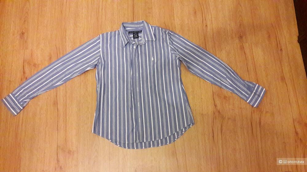 Рубашка детская Ralph Lauren,размер М.Примерно 10-12 лет.