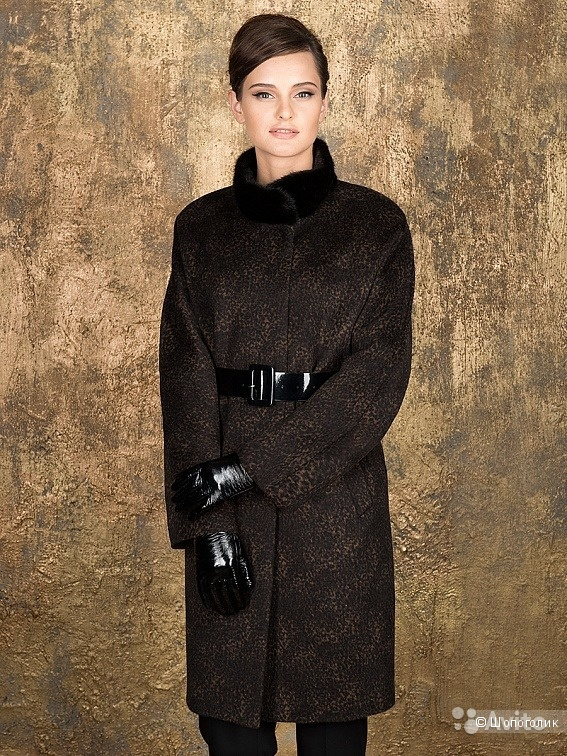 Зимнее пальто Pompa с утеплителем и мембраной , р-р 42