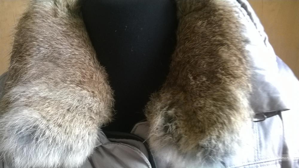 """Куртка тёплая  """" Primo Emporio"""" (Италия) новая р.S"""
