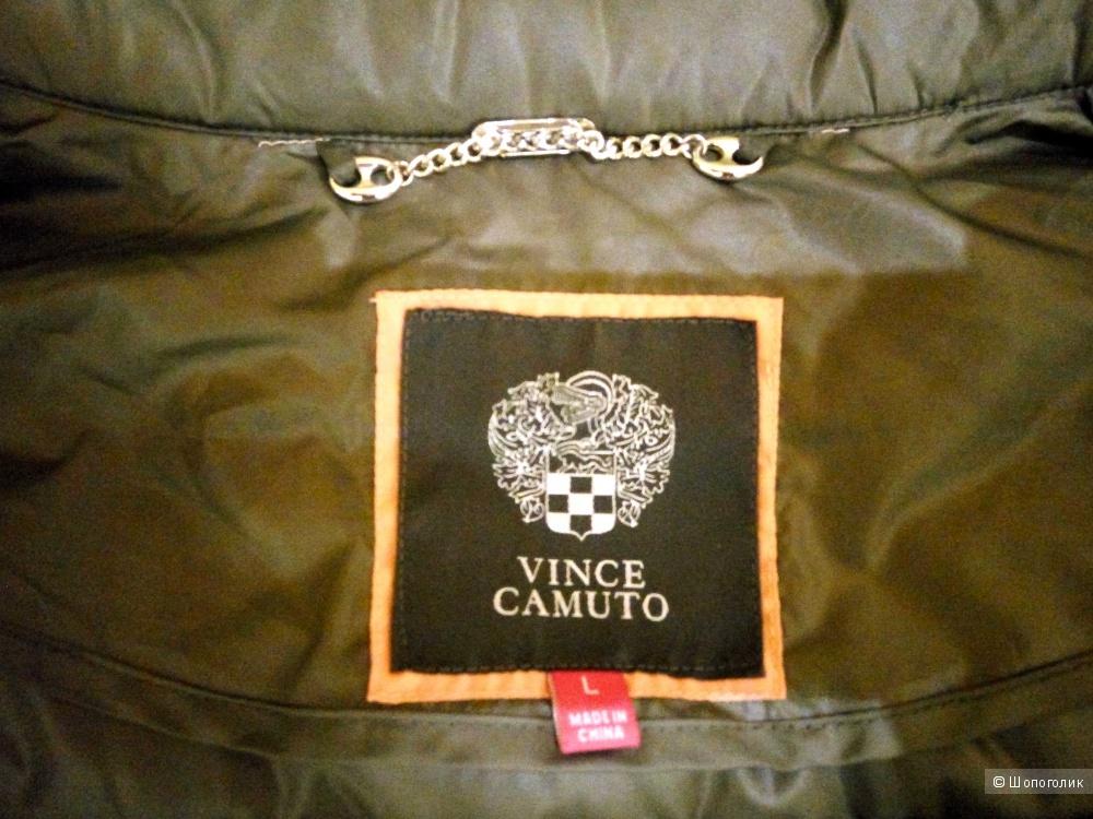 Легкий пуховик Vince Camuto, размер L