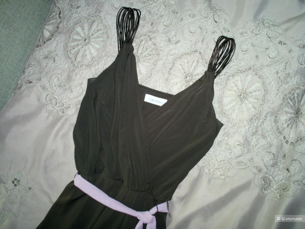 Платье-сарафан от Calvin Klein р 2 ориг на 44-46 русс.