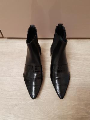Полусапожки (челси) Christian Dior, размер 35.5