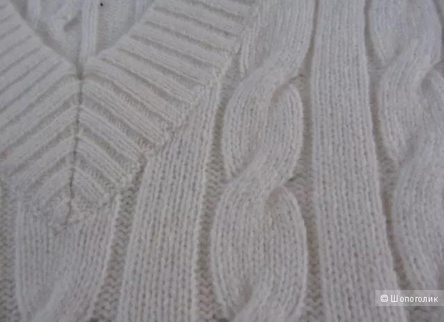 Свитер Ralph Lauren шерсти мериноса и ангора. Маркировка s