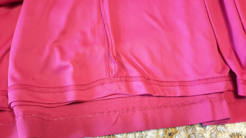 Юбка Bestia ярко розового цвета размер L на 48