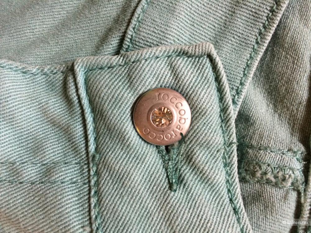 Джинсы Roccobarocco 28 размер.