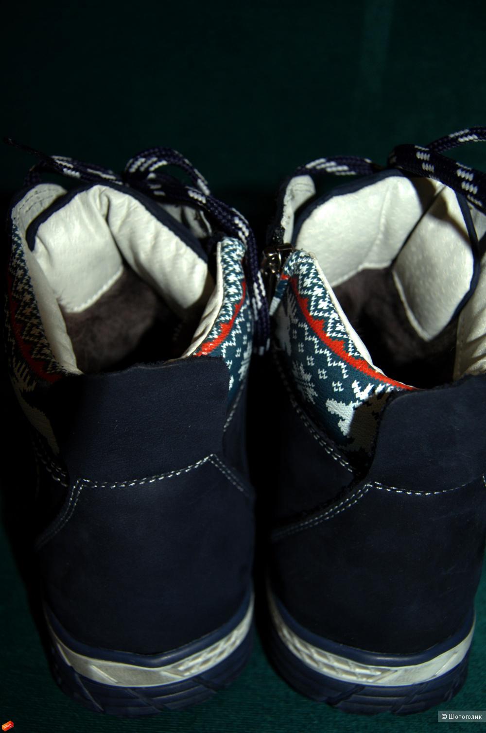 Зимние ботинки Alexander Stoupitski р.40