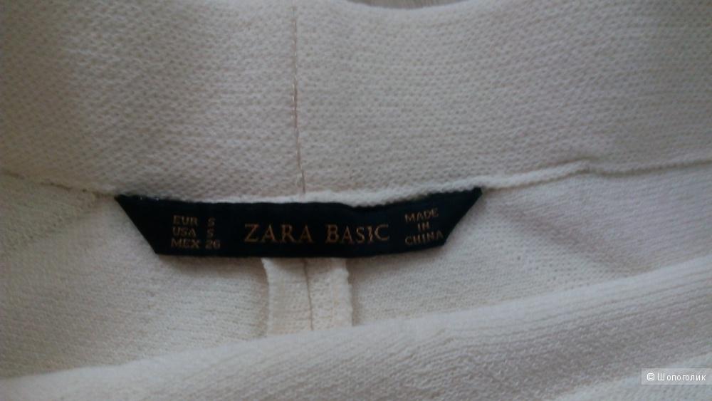 Вязаная юбка zara размер s