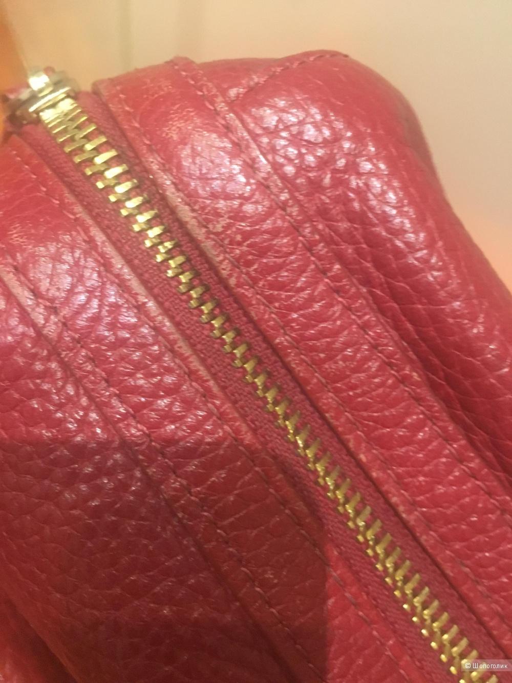 Кожаная сумка Ferre Milano