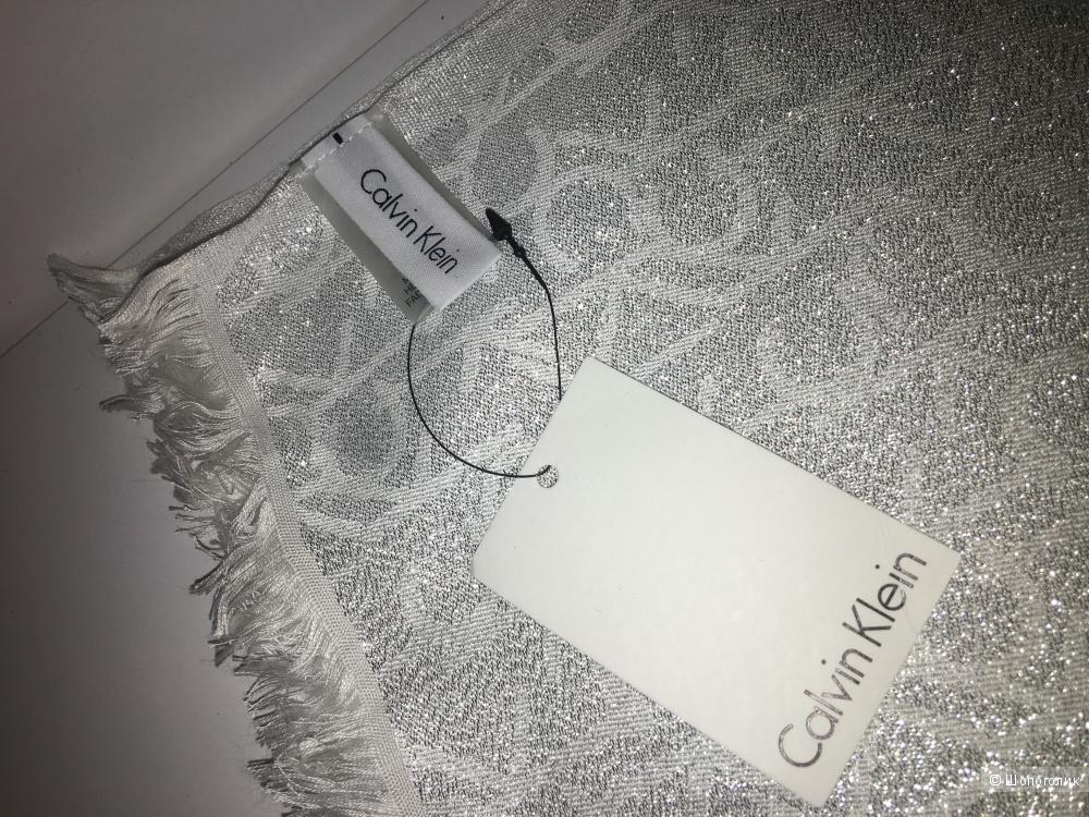Новый палантин шарф Calvin Klein