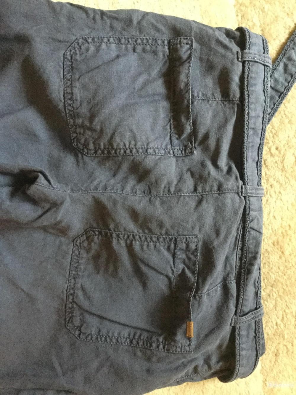 Льняные брюки Esprit 42-44