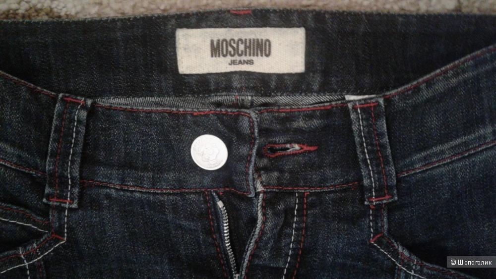 MOSCHINO JEANS джинсы укороченные 28 размер