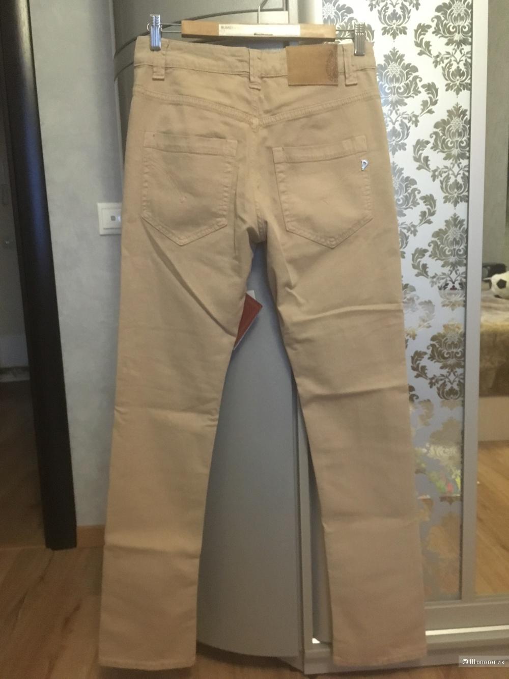 Джинсовые брюки DONDUP, размер 27, новые с биркой