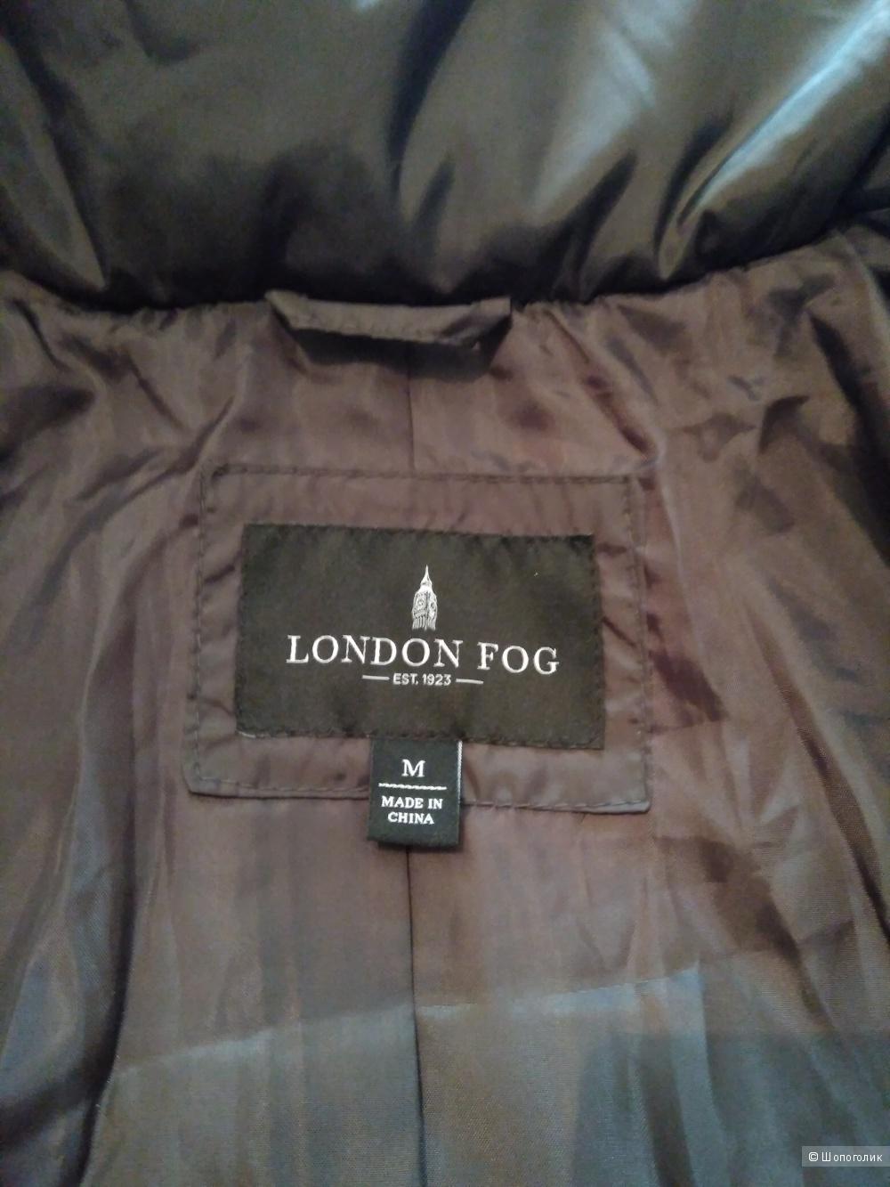 Пальто-пуховик London Fog, размер М