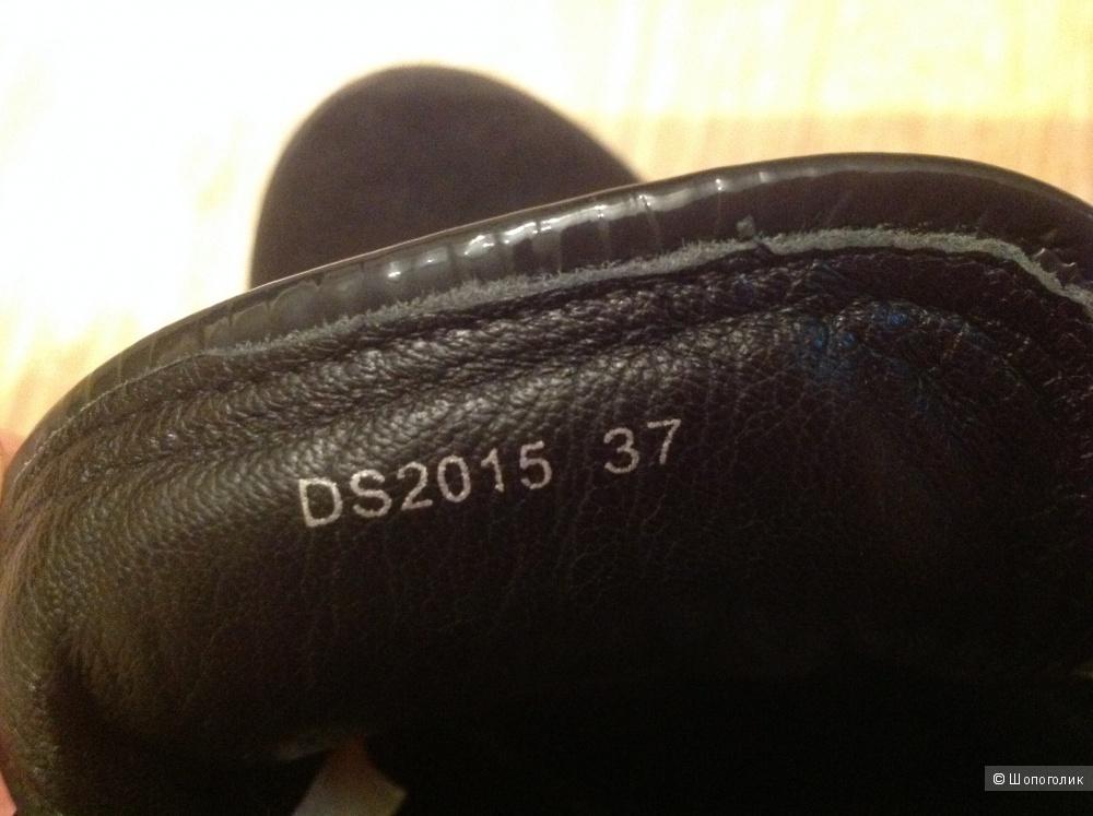 Ботильоны D&G оригинал б/у р-р 37 (идут на 36-36,5)